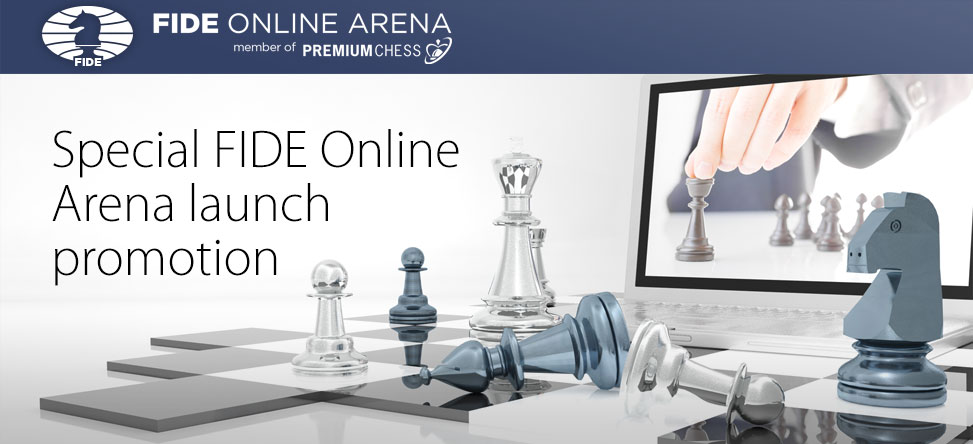 Special FIDE Online Arena launch