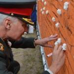 Commandant der Strijdkrachten (CDS) Tom Middendorp
